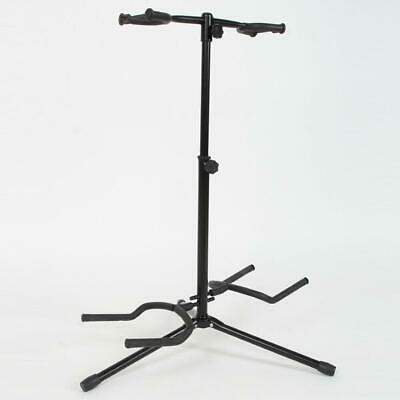 New Musician's Gear Double Acoustic Electric Guitar Bass Stand Bracket