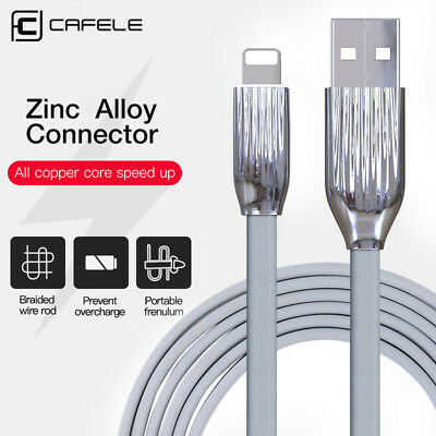 1.2M USB Lightning Charger Cable LED Data Snyc for Apple iPhone iPad iPod Air