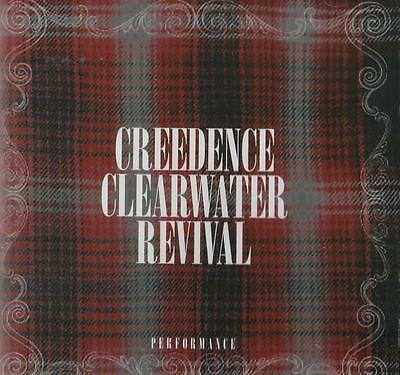 Creedence Clearwater Revival - Performance (Live) (CD) NEW