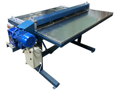 sheet metal slitting machine (cut-to-length machine, slitter) SM 1250x4