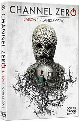 COFFRET DVD CHANNEL ZERO SAISON 1 : CANDLE COVE Neuf Sous Blister