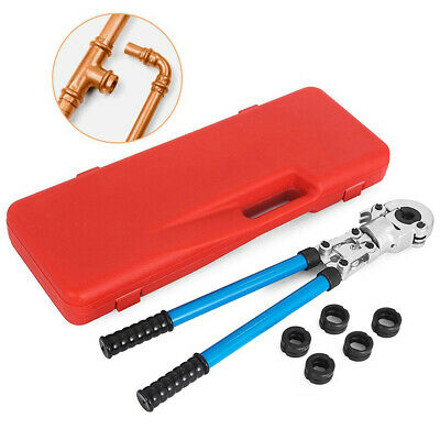Plumbing Copper Pipe Crimper Press Tube fittings Crimping Heavy Duty Tool