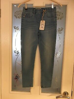 Girls Clothes Age 10 Next Jeans Jeggings Ankle Length New (701)