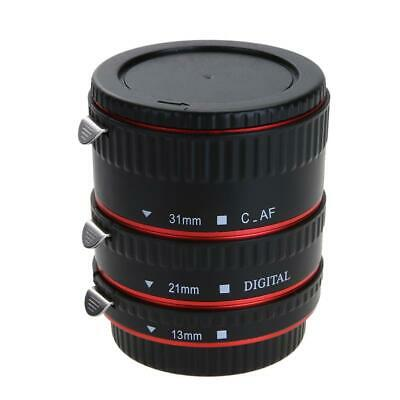 Auto Focus AF Macro Extension Tube/Ring Mount for CANON EF-S Lens EOS5D 450D 40D