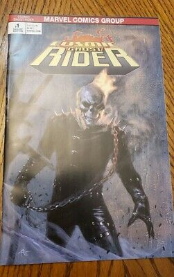 Cosmic Ghost Rider #1 Unknown Comics Exclusive Gabriele Dell'Otto Variant VF+