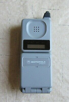 Vintage Motorola Flip Phone with Charger