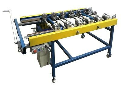Roll former standing seam roofing machine F3