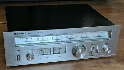 Rare Vintage Sharp Optonica ST-3636 Stereo AM/FM Radio Tuner HiFi Separate