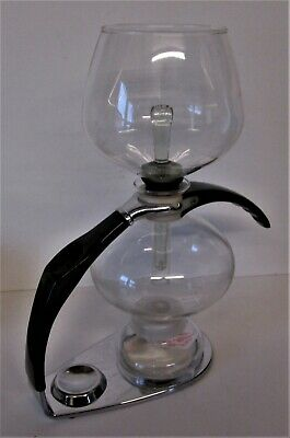 CONA COFFEE MAKER CTM 0.85 LITRE VINTAGE PRE OWNED  WITH REFURB LAMP kb paris
