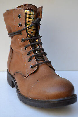 a14227c4d62 CLARKS BNIB LADIES Ankle Boots MOSCOW DICE Tan Leather UK 5 / 38 RRP ...