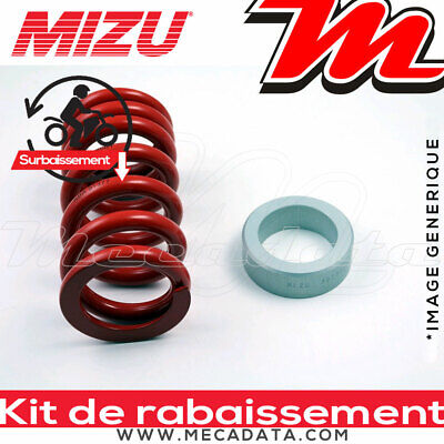Kit de Rabaissement KTM 1290 Super Duke R (KTM Superduke) 2015 Mizu - 30 mm