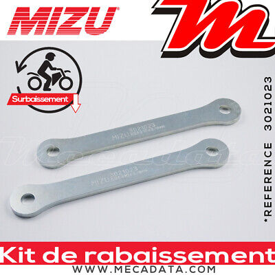 Kit de Rabaissement MV Agusta Brutale 800 (B3) 2014 Mizu - 25 mm