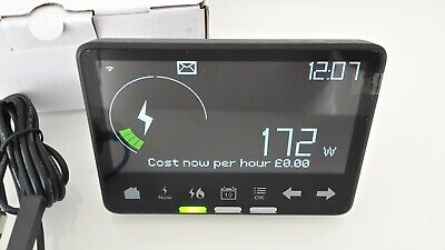 OVO ENERGY Smart Meter Energy Home Display Monitor Model CA30111 Type 2, NEW