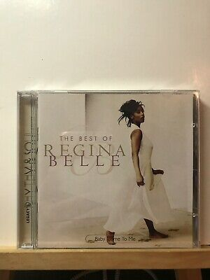 Baby Come To Me: The Best Of Regina Belle by Regina Belle (CD, 1997, Columbia)