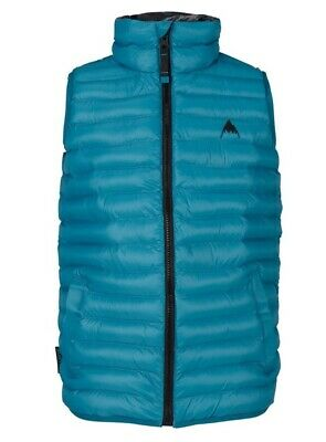 Burton Youth Flex Puffy Vest Kids in Mountaineer Beast Size M