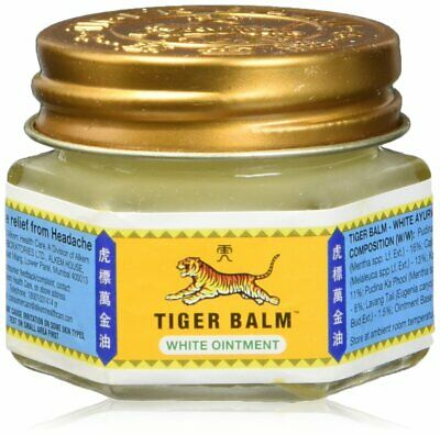 Tiger Balm Red Original 30g Herb Ointment Aches Pains Relief Massage Rub