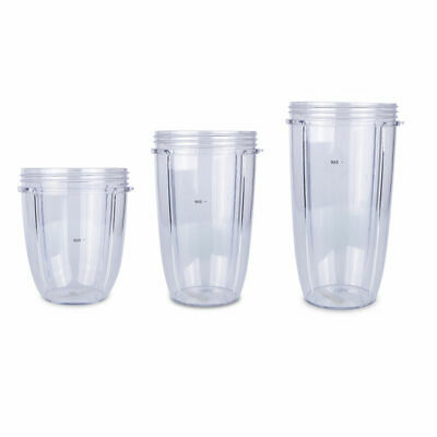Hottest Clear Juicer Cup Plastic Replacement For NutriBullet Nutri Bullet Juiers