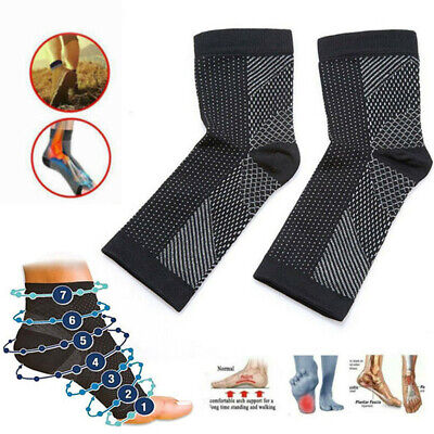 Useful Vita Wear Copper Infused Magnetic Foot Support Compression Sock GA