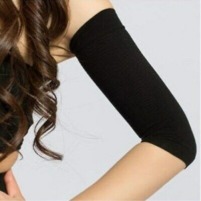 1Pair Arm Slimming Compression Shaper Helps Tone Shape Upper Arms Sleeve Body A