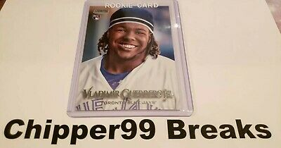 Vladimir Guerrero Jr. RC SP? 2019 Topps Stadium Club #301 Rookie Card 🔥🔥🔥
