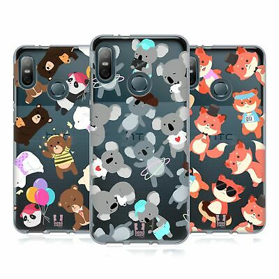Head Case Designs Lovely Animals Gel Case For Htc Phones 1