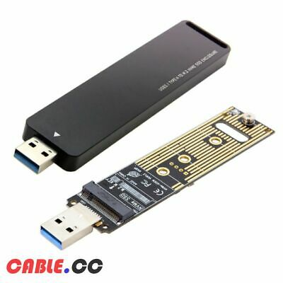 CY NVME M-key M.2 NGFF SSD to USB 3.0 External PCBA Conveter Adapter