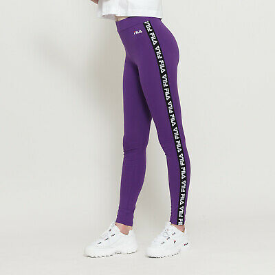 Fila Women Philine Leggings lila XS, Lila, 687216 A033