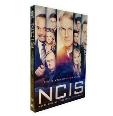 """Brand New"" NCIS: Naval Criminal Investigative Service Season 16 (DVD, 5-Disc)"