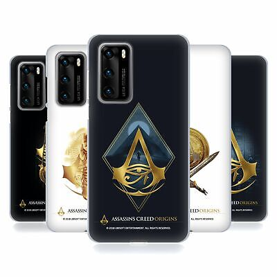 Official Assassin's Creed Origins Crests Gel Case For Huawei Phones