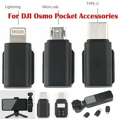 Phone Connector Adapter Lightning/Type-C For DJI Osmo Pocket Smartphone Adapter