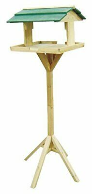 REDWOOD BB-BH303 WOODEN BIRD TABLE [1] (Epitome Certified)