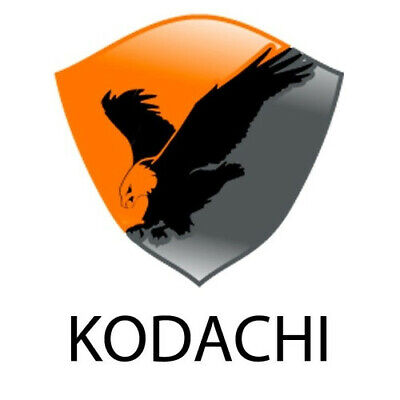 Latest New Release Kodachi OS 6.1 Linux Operating System on DVD