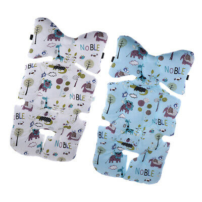 Baby Stroller/Car/High Chair Seat Cushion Liner Mat Pad Cover Protector Soft