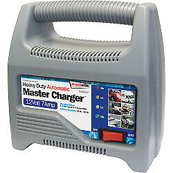 Automatic Battery Charger 12V 7 Amp Streetwize Automatic Fast Postage Brand New