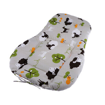 Soft Cotton Baby Stroller Seat Liner Pram Cushion Pad Pushchair Car Seat Mat