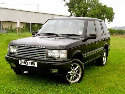 RANGE ROVER P38 Manual sel Engine Genuine Fuse Box ... on