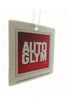 X2 Autoglym Hanging Car Interior Air Freshener