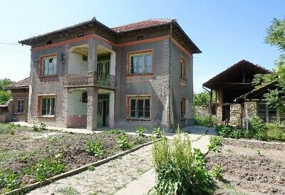 PAY MONTHLY - Renovated, inside WC, near Lake, Bulgaria Property with land