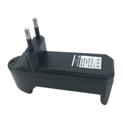 4.2V 18650 Batterie Chargeur Universelle For 3.7V Li-ion Battery EU Charger New