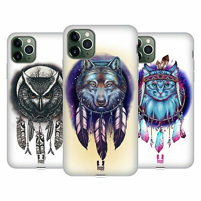 HEAD CASE DESIGNS DREAMCATCHER ANIMALS GEL CASE FOR APPLE iPHONE PHONES