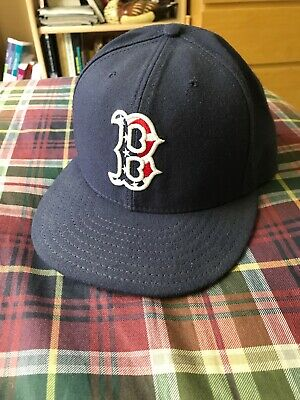 Boston Red Sox New Era 59Fifty Stars And Stripes Hat Size 7 3/8 Mlb Baseball Usa