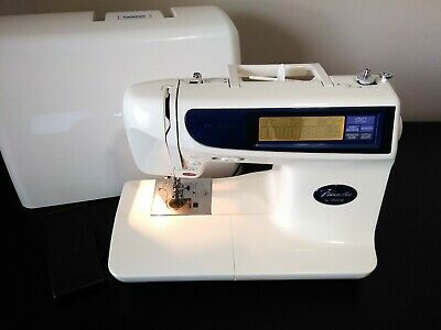 Brother Pacesetter PE-6000 Computerized Sewing Machine Very Nice!