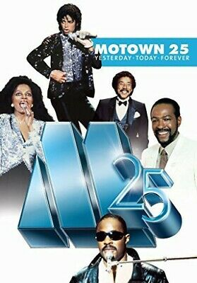 Motown 25: Yesterday Today Forever (REGION 1 DVD New)