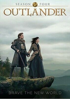 Outlander: Season Four - 5 DISC SET (REGION 1 DVD New)