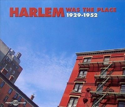 Various Artists - Harlem Was The Place 1929-1952 Used - Very Good Cd