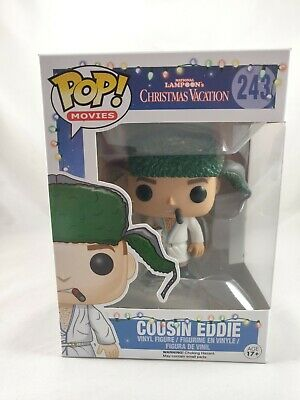 Funko Pop! Movies Christmas Vacation Cousin Eddie Vinyl Figure #243