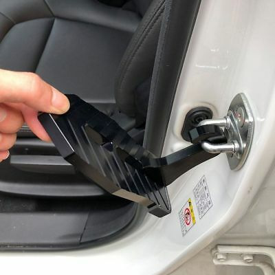 Vehicle Latch Access Roof Of Car Door Give You a Step Easily Rooftop Doorstep AX