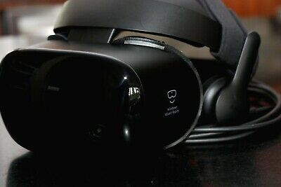 Samsung Odyssey Plus - open box cond. w/ 2 VRCover face pads & SFC cross strap