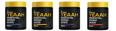 Dedicated YEAAH -  350 g - ultimative ALL IN ONE Intra-Workout Formel