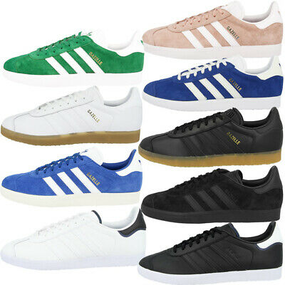Adidas Gazelle Men Schuhe Originals Herren Retro Sneaker Freizeit Sneakers